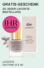 Lacoste Nail Polish