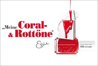 Coral- & Rottöne