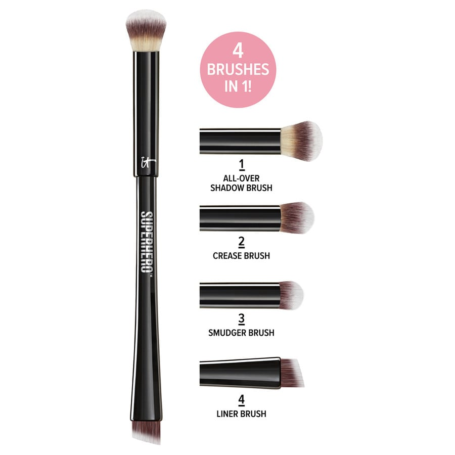 IT Cosmetics Pinsel Superhero™ 4-in-1 Eye-Transforming Super Shadow and Liner Brush PRODUCT