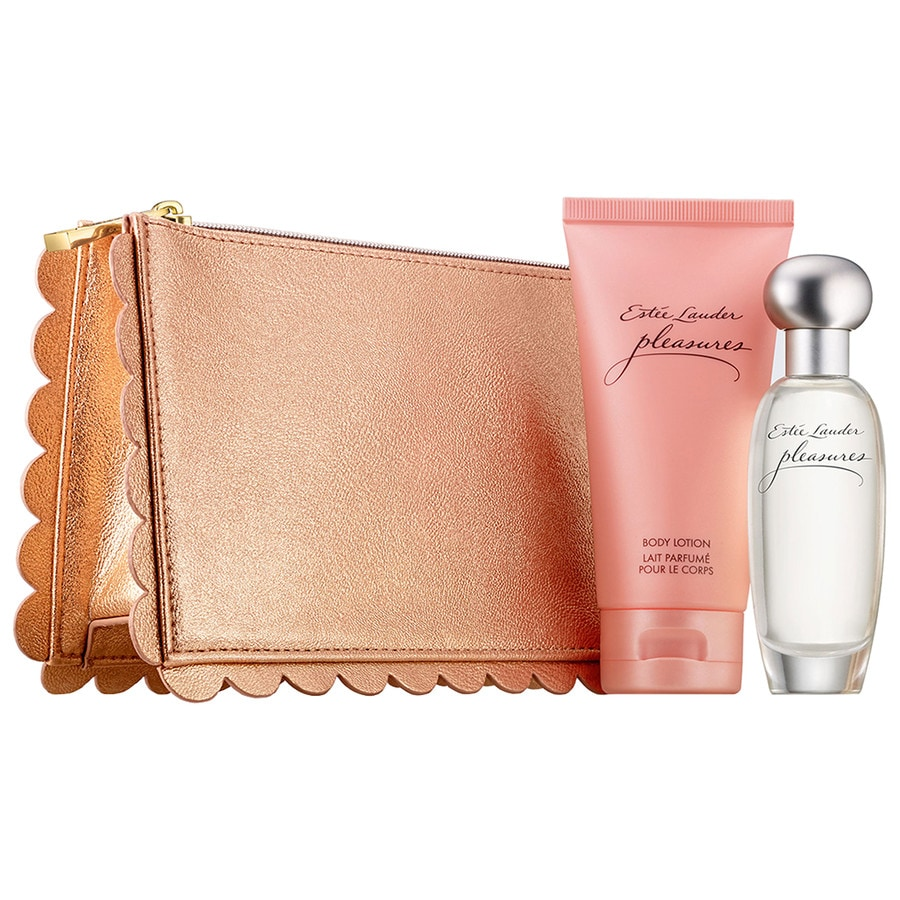 Estée Lauder Pleasures Pleasures Douglas Christmas Fragrance Set ...