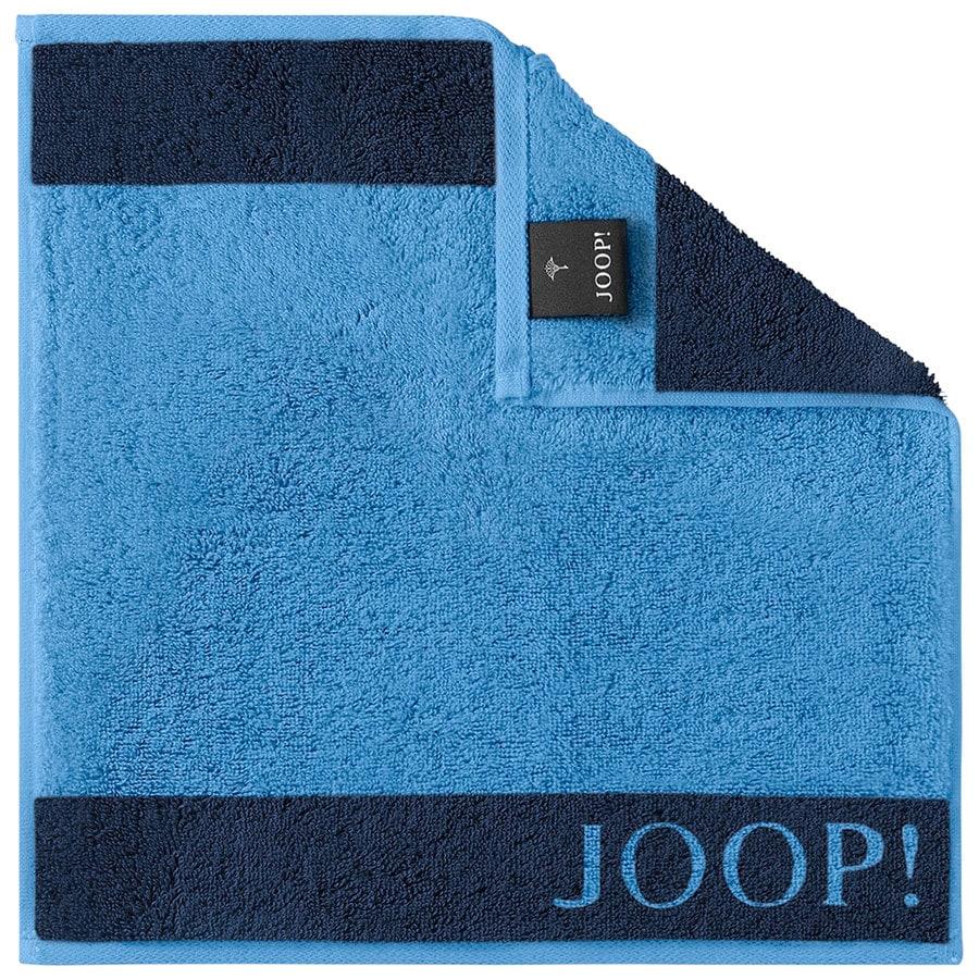 Blau Barts Waschhandschuh Stars