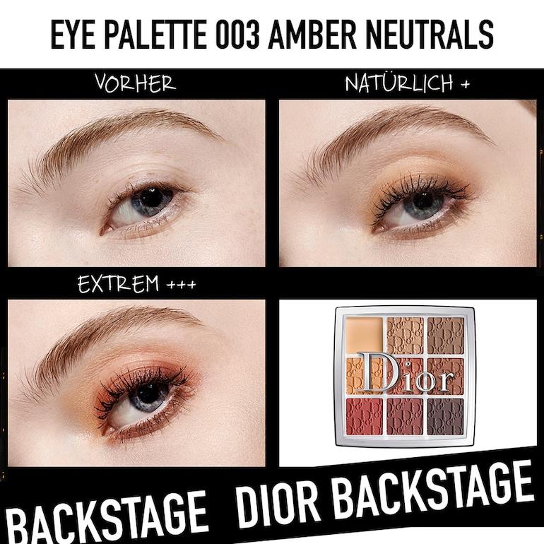 Eye Palette Amber Neutrals