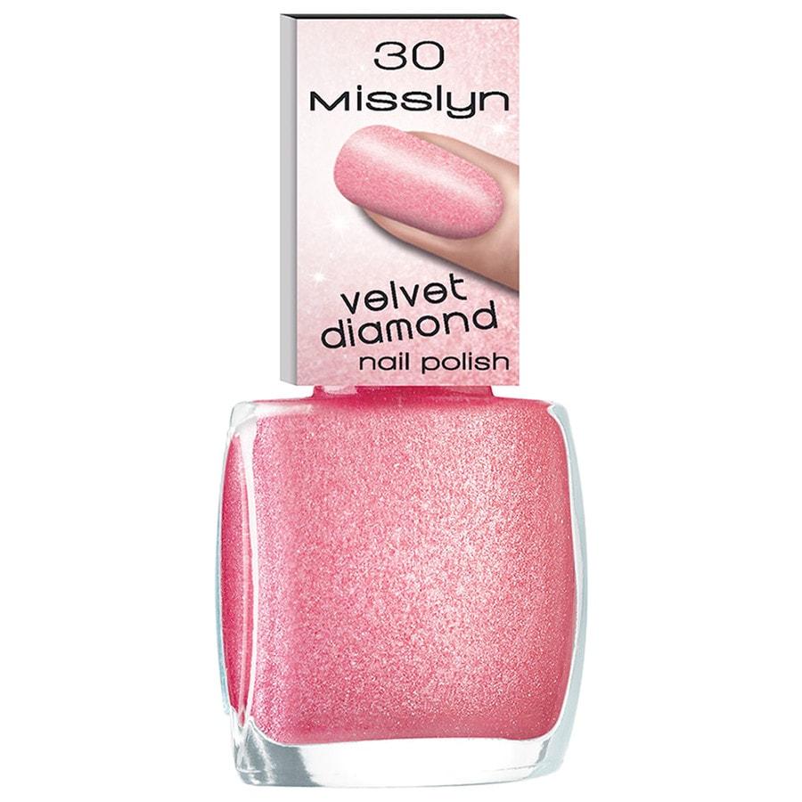 Misslyn Velvet Diamond Nail Polish Nagellack Nagellack online kaufen ...