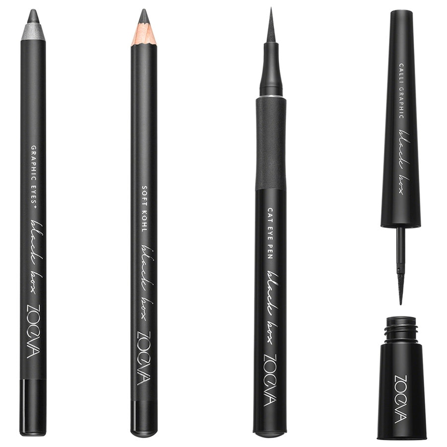 Eyeliner Online Kaufen Bei Bourjois Liner Stylo 61 Ultra Black Zoeva Kajal