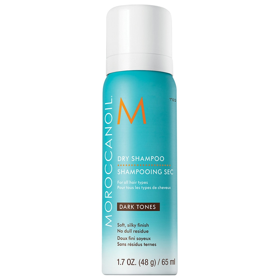 Morrocon oil dry shampoo