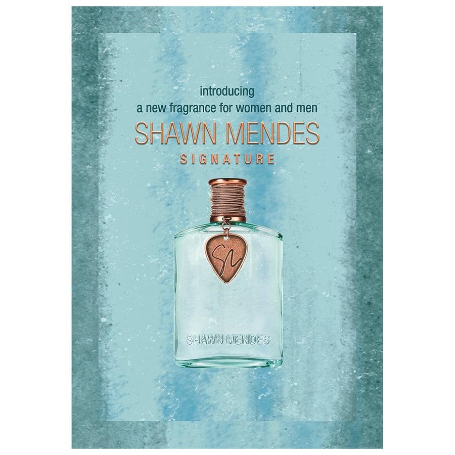Shawn Mendes Signature Eau de Parfum (EdP) kaufen bei Douglas.de