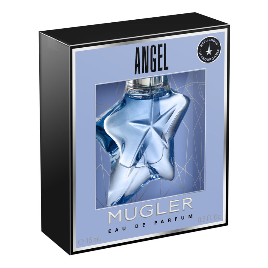 Mugler Angel Seducing Star Eau De Parfum Spray Nachfüllbar Eau De