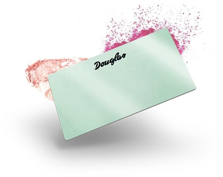 douglas card anmelden