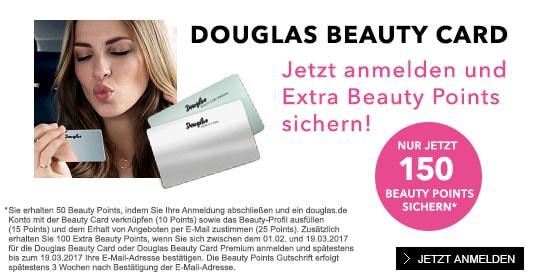 Douglas Beauty Card
