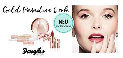 Douglas Make-up Paradise Look