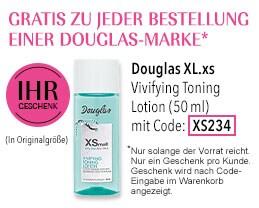 Private Label Aktion Douglas XL.xs