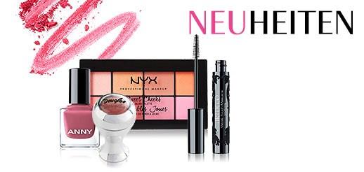 Make-up Neuheiten