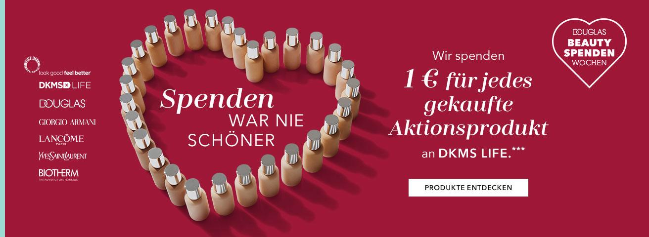 Platin DKMS 1€ Aktion KW46 2019 DE