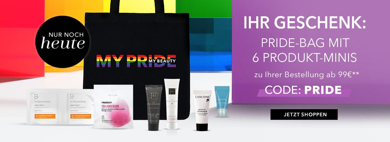 Platin Pride Bag noch heute KW27 2020 DE