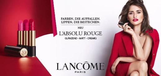 Lancôme L´absolu Rouge Lippenstift