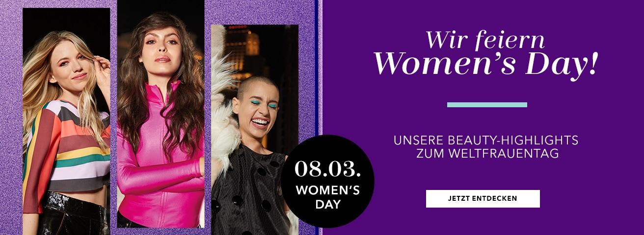 Platin Womens Day KW08 2020 DE NEU